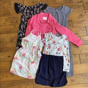 Girls Size 8 bundle